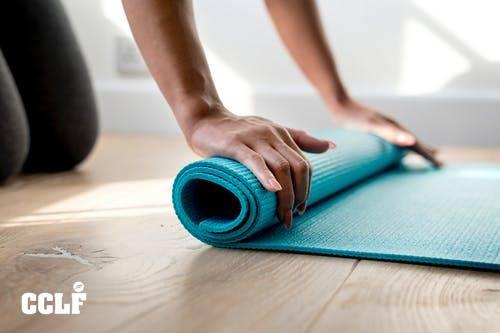 ¡Comienzan las clases de yoga!