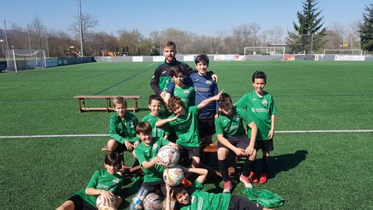 Resultados y fotos de los equipos de fútbol del Club  (23/24 de marzo)