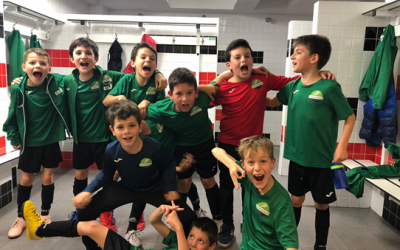 Resultados de los equipos de fútbol del Club (16/17 de marzo)