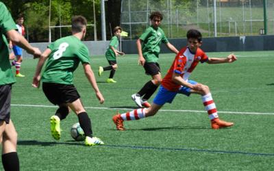 Reuniones con padres para la temporada 2019/2020 de fútbol