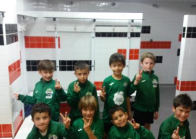 escuela futbol club de campo la fresneda