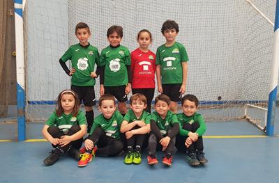 futbol club equipos pequeños