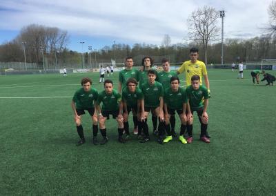juvenil club de campo la fresneda futbol
