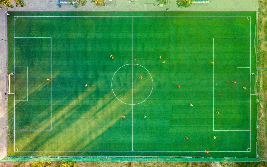 Resultados e imágenes de los equipos de fútbol (6/7 de abril)
