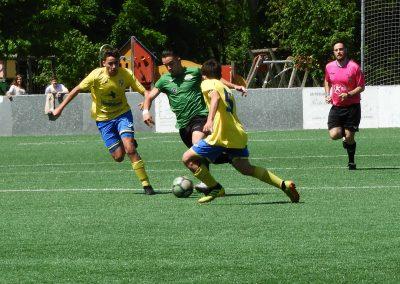 la fresneda juvenil - san claudio B futbol