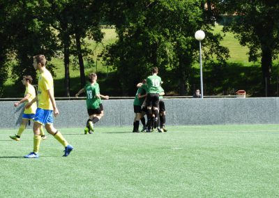 equipo categoria juvenil la fresneda