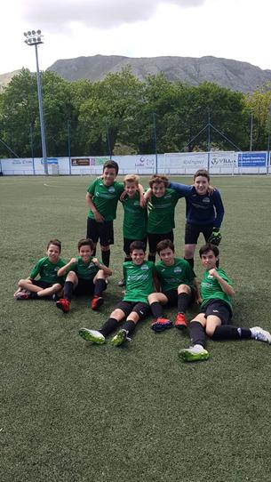 Resultados e imágenes de los equipos de fútbol (11/12 de mayo)